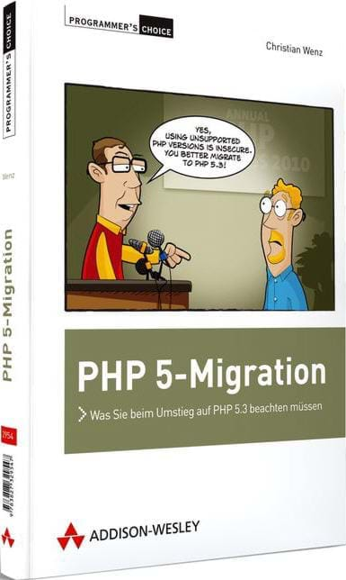 PHP 5-Migration (Addison-Wesley, 2010)