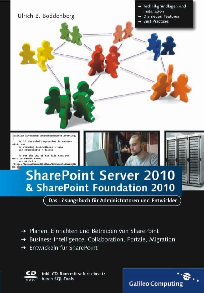 Microsoft SharePoint Server 2010 und SharePoint Foundation 2010 (Rheinwerk (Galileo Computing), 2011)